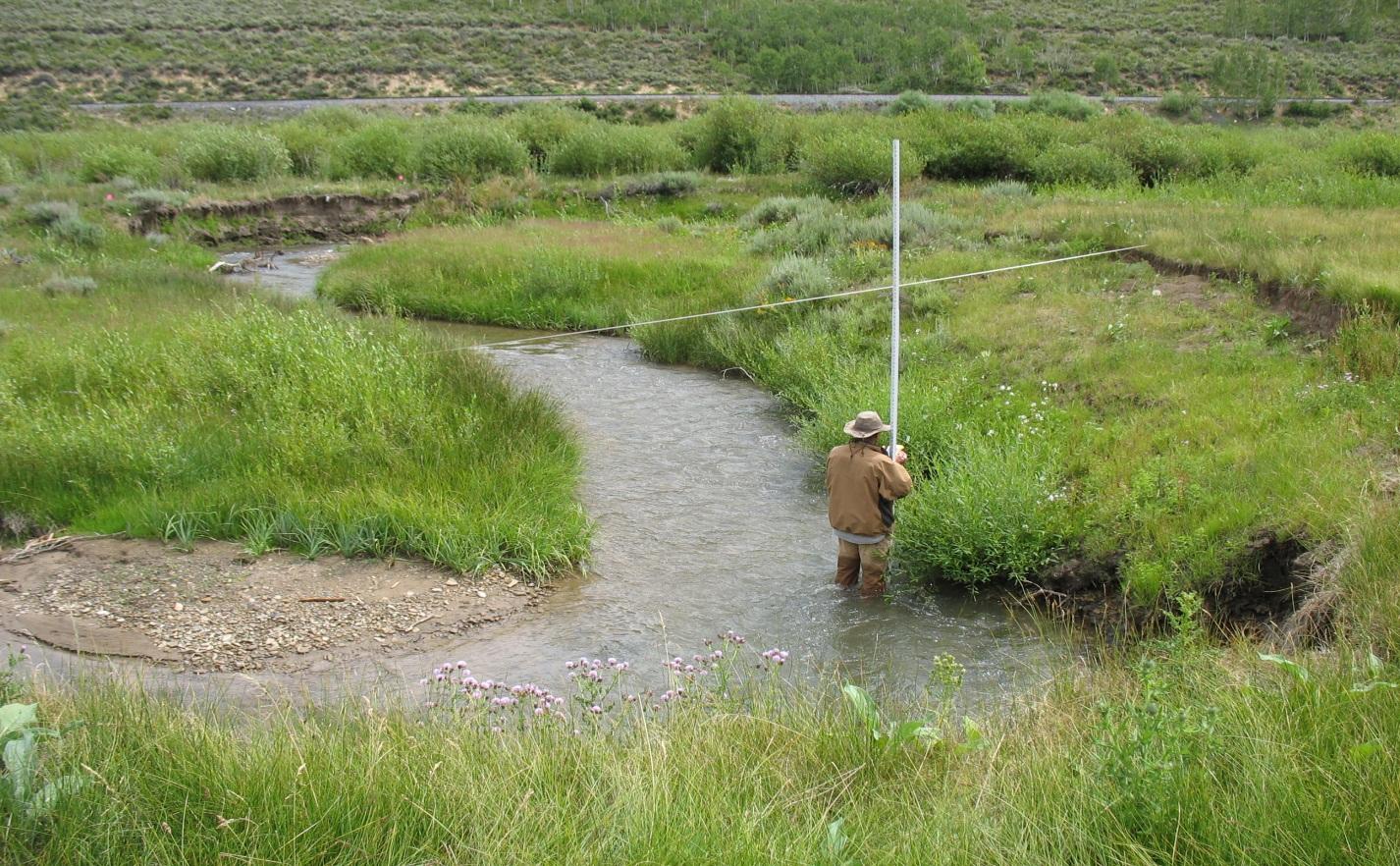 Stream Corridor Assessment